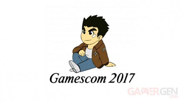 Shenmue III 3 gamescom 2017