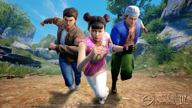 Shenmue III Battle Rally pic