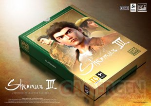 Shenmue III collector 02 04 10 2019