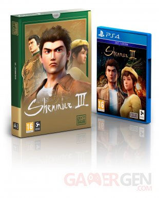 Shenmue III collector 03 04 10 2019