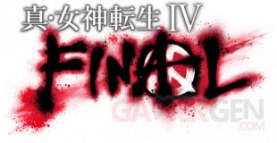 Shin Megami Tensei IV Final logo
