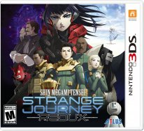 Shin Megami Tensei Strange Journey Redux US box art