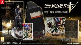 Shin Megami Tensei V édition Chute de l'Humanité 21 06 2021