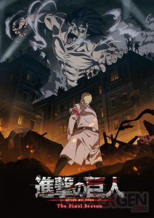 Shingeki no Kyojin Attack on Titan Final Season 29 05 2020
