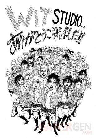 Shingeki no Kyojin Attack on Titan Hajime Isayama Wit Studio 29 05 2020