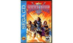 Shining Force Jaquette Originale