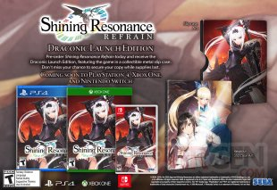 Shining Resonance Refrain Draconic Launch Edition 21 02 2018