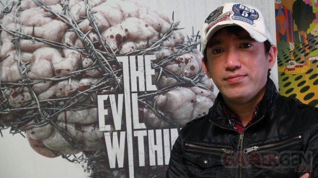 Shinji Mikami Evil Within