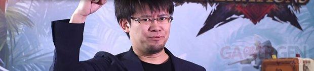 Shintaro Kojima image monster hunter