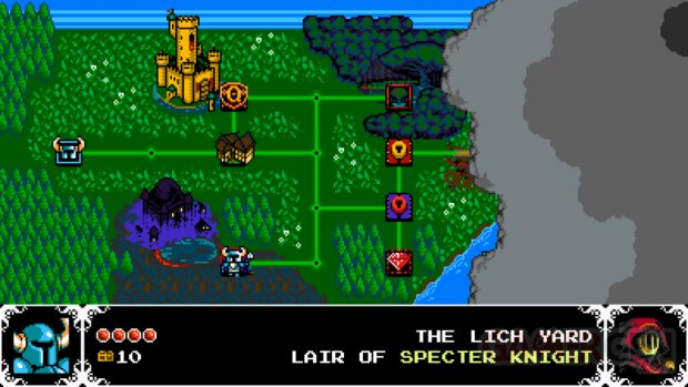 Shovel Knight 12 04 2015 screenshot
