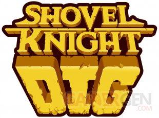 Shovel Knight Dig logo 28 08 2019