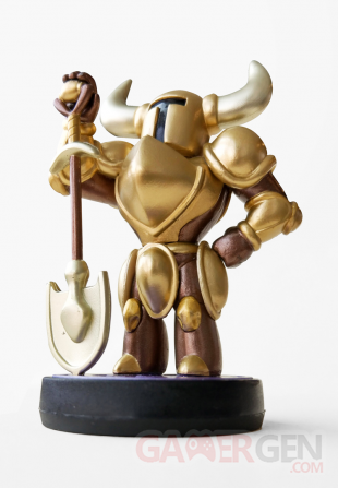 Shovel Knight Gold Edition amiibo 4
