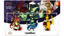 Shovel Knight Treasure Trove 3-pack amiibo (1)