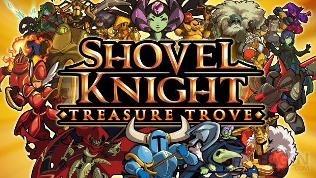 shovel knight treasure trove switch hero