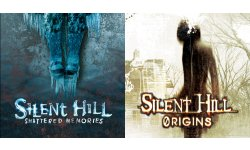 Silent Hill Origins Shattered Memories