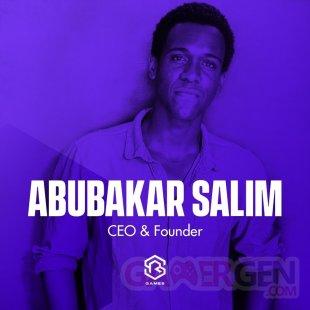 Silver Rain Games Abubakar Salim