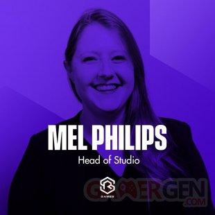 Silver Rain Games Mel Phillips