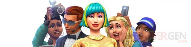 Sims 4 heure de Gloire image