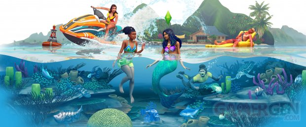 Sims 4 Island Living DLC Extension (1)