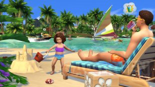 Sims 4 Island Living DLC Extension (2)