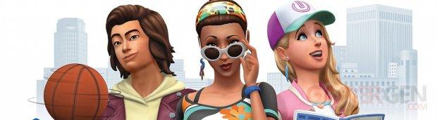 Sims 4 Vie Citadine image