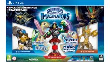 Skylanders Imaginators jaquette ps4