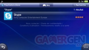 Skype utilitaire application playstation vita store (2)