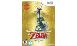 Skyward Sword Cover