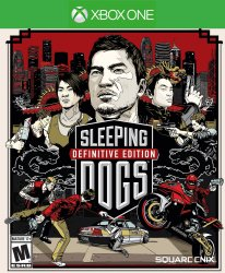 Sleeping Dogs Definitive Edition jaquette 1