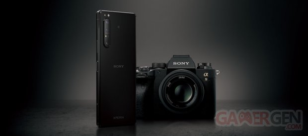 smartphone Xperia 1 II images (4)