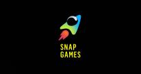 Snap Games   Horizontal Logo