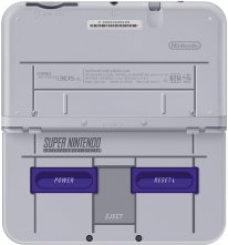 Snes Super Nintendo New 3DS XL image (1)