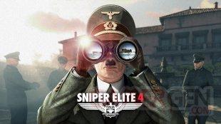 Sniper Elite 4 DLC Hitler