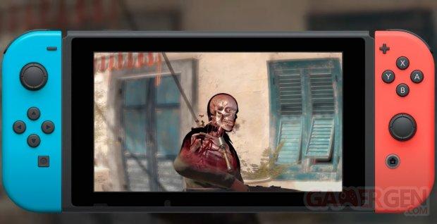 Sniper Elite 4 – Gameplay Trailer Nintendo Switch
