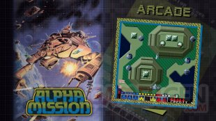 SNK 40th Anniversary Collection Alpha Mission 05 10 2018