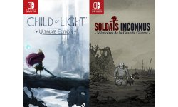 Soldats Inconnus Child of Light