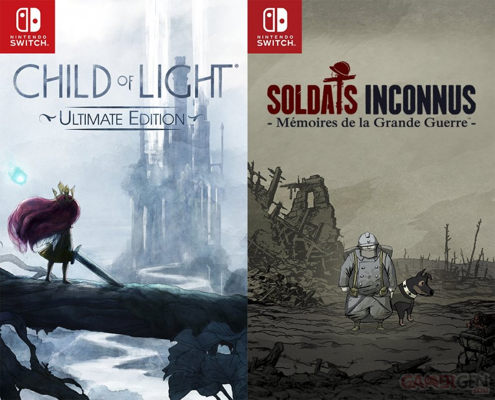 Soldats-Inconnus-Child-of-Light