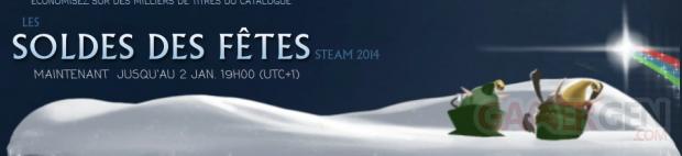 Soldes des fetes Steam