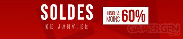 Soldes Janvier 2017 PlayStation Store
