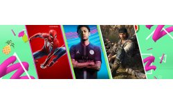 Soldes PlayStation Store 24 07 2019