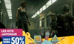 soldes playstation store jusqu 50 pourcents reduction hits japonais promotion big in japan