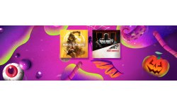 Soldes PlayStation Store rabais promotions halloween image