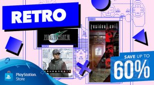 Soldes PlayStation Store rétro 19 06 2018