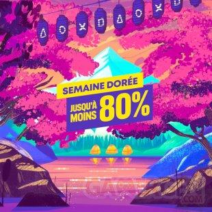 Soldes PlayStation Store Semaine Dorée 28 04 2021