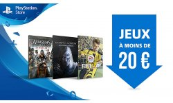 Soldes PlayStation Store
