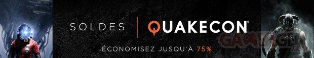 Soldes QuakeCon 2017