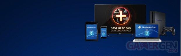 Soldes réductions PlayStation Store DLC Season Pass 1