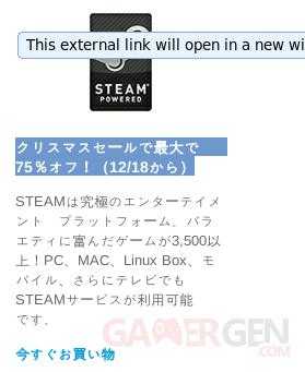 soldes steam hiver 2014 2015