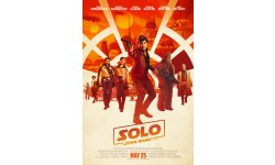Solo A Star Wars Story Affiche Poster