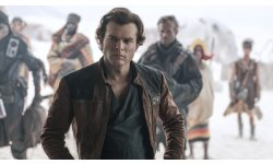 Solo A Star Wars Story image
